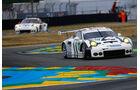 Porsche 911 RSR - Startnummer #92 - 24h-Rennen Le Mans 2015 - Donnerstag - 12.6.2015