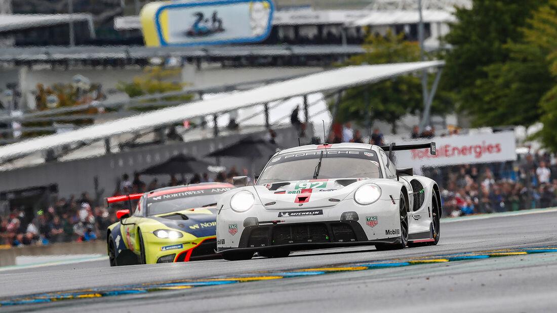 Porsche 911 RSR - Startnummer #92 - 24h-Rennen Le Mans 2021