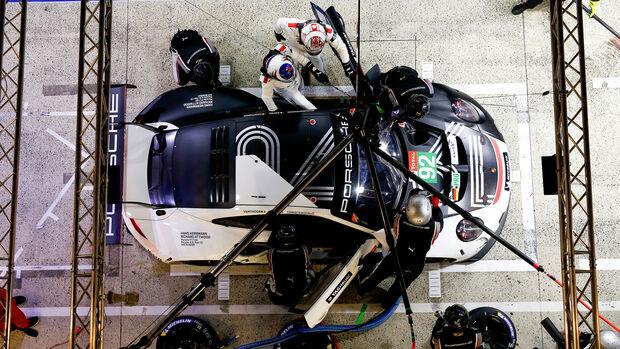 Porsche 911 RSR - Startnummer #92 - Klasse: GTE Pro - 24h-Rennen - Le Mans 2020