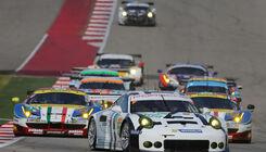 Porsche GT-Rennsport / Le Mans