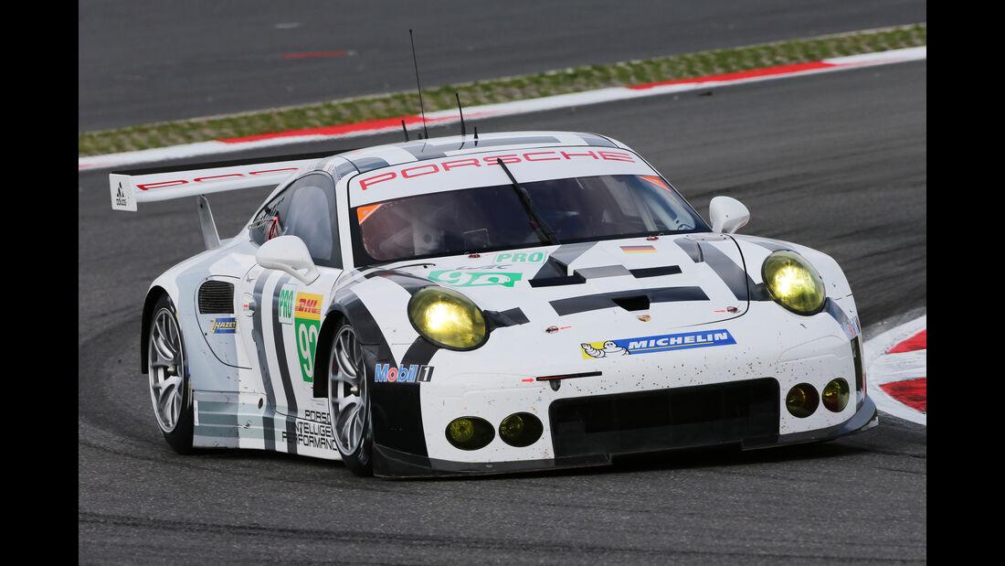 Porsche 911 RSR - WEC Nürburgring 2015