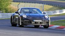 Porsche 911 Rallye Muletto Erlkönig