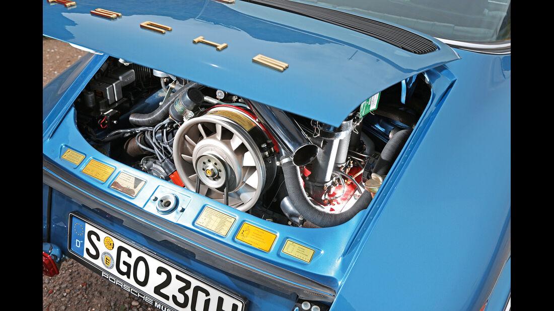 Porsche 911 S 2.2 Targa, Motor