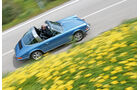 Porsche 911 S 2.2 Targa, Seitenansicht