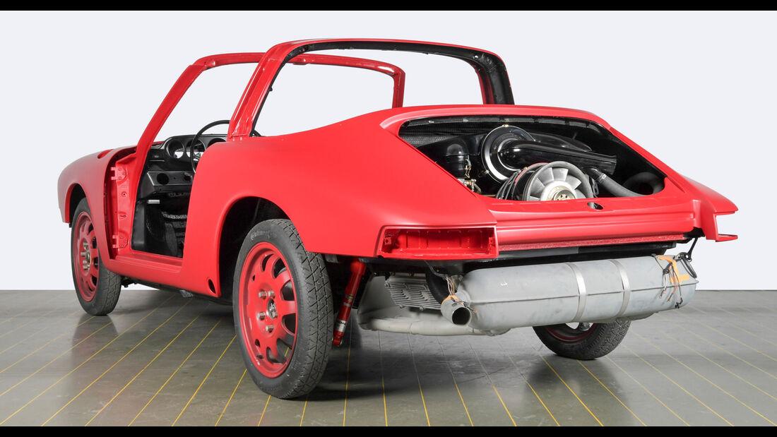 Porsche 911 S Targe (1967) Softwindow SWB
