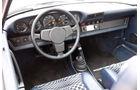 Porsche 911 SC, Cockpit
