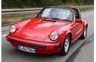Porsche 911 SC, Frontansicht