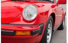Porsche 911 SC, Frontscheinwerfer