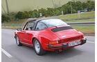 Porsche 911 SC, Heckansicht