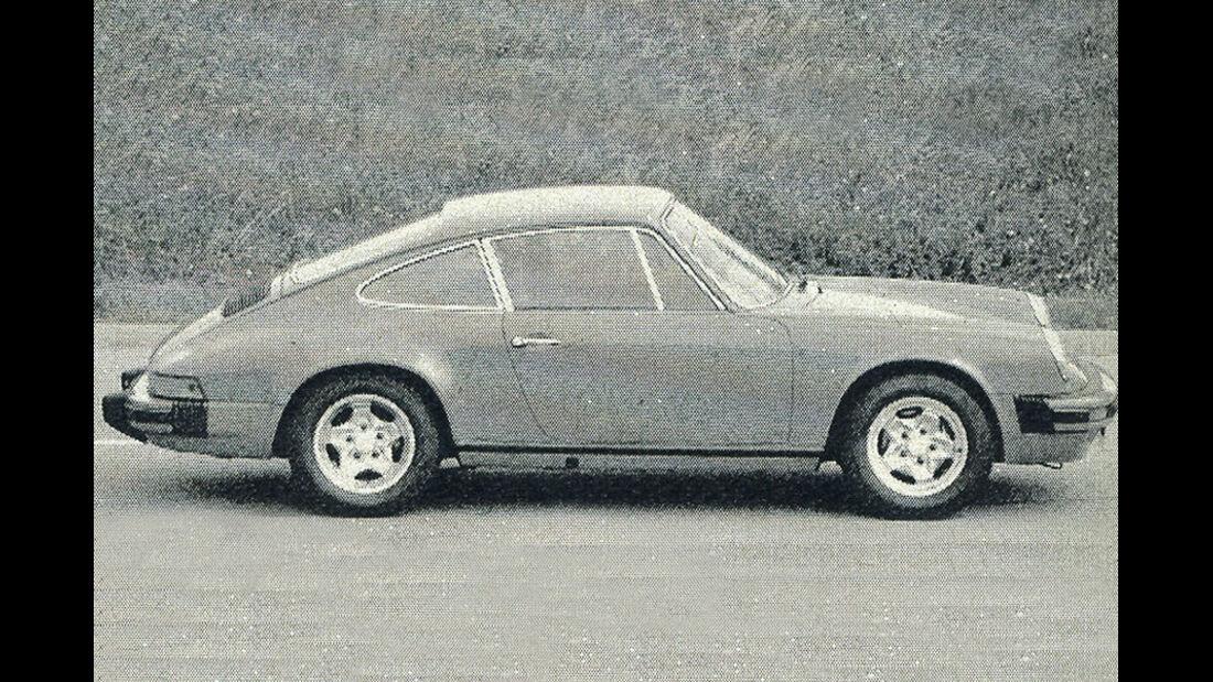 Porsche, 911 SC, IAA 1977