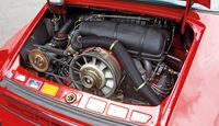 Porsche 911 SC, Motor