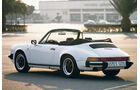 Porsche 911 SC, Seitenansicht