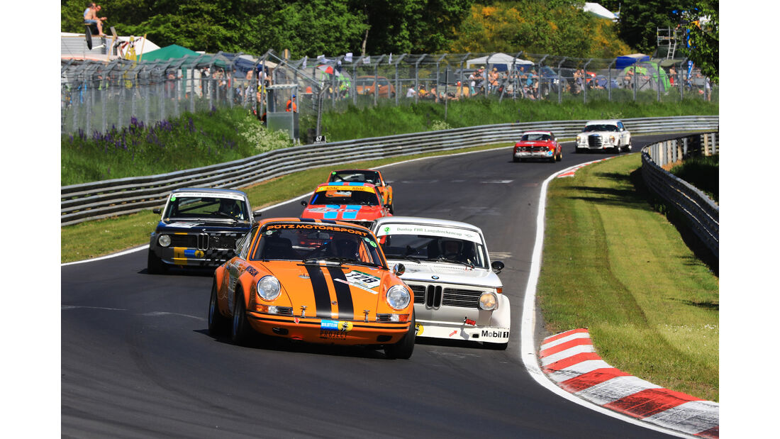 Porsche 911 ST - 24h Classic 2017 - Nürburgring - Nordschleife