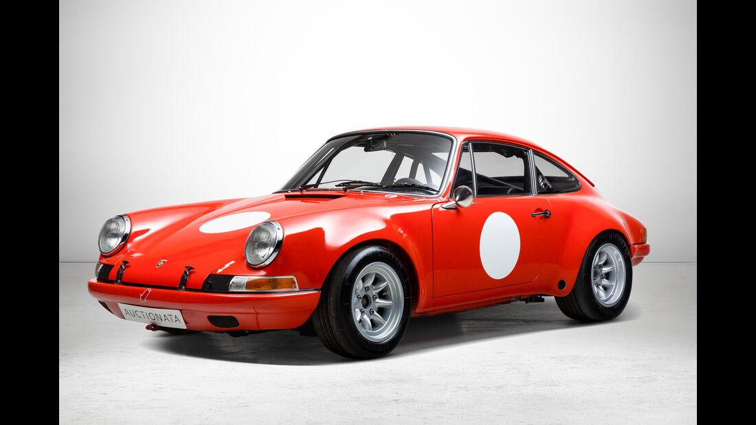 Porsche 911 ST Coupé