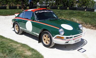 Porsche 911 Safari