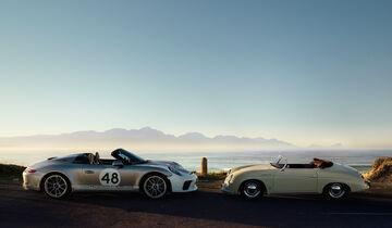 Porsche 911 Speedster 2019, Heritage Design-Paket