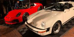 Porsche 911 Speedster 2019 New York