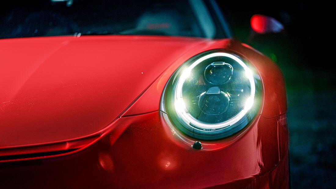 Porsche 911 Speedster, Exterieur