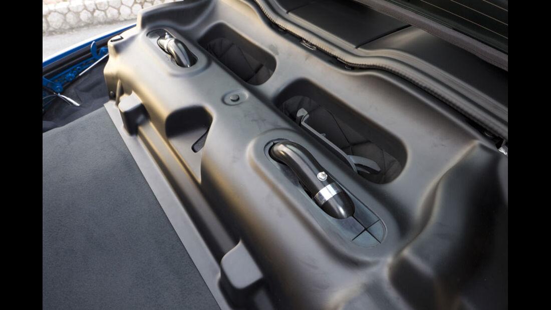 Porsche 911 Speedster, Überrollbügel