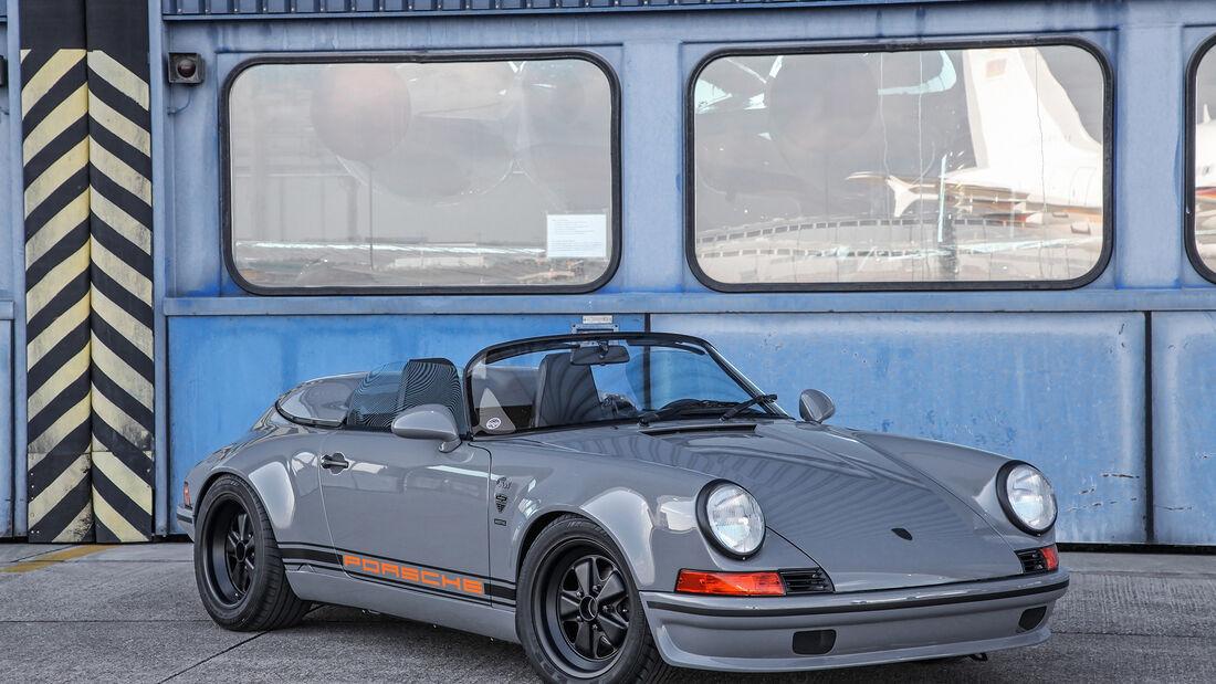Porsche 911 Speedster db motorsport