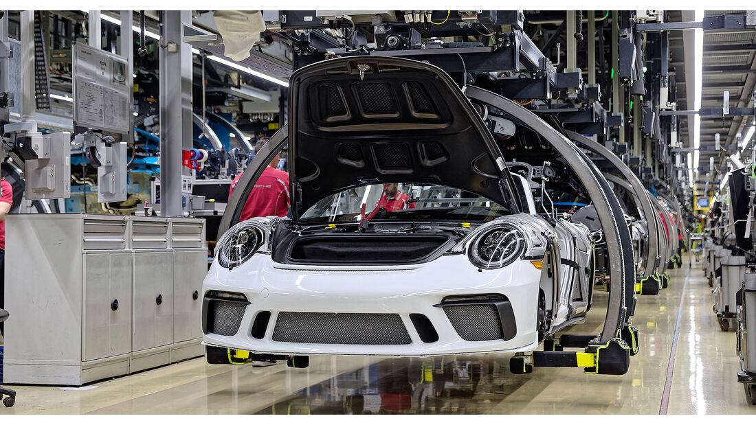 Porsche 911 Speedster der letzte 991