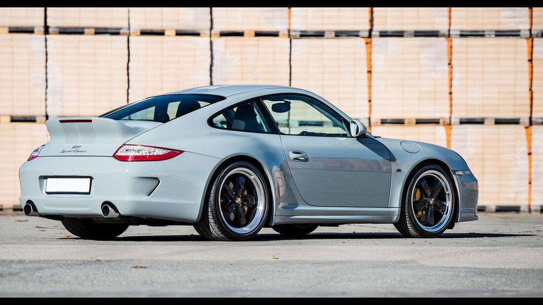 Porsche 911 Sport Classic (2010)