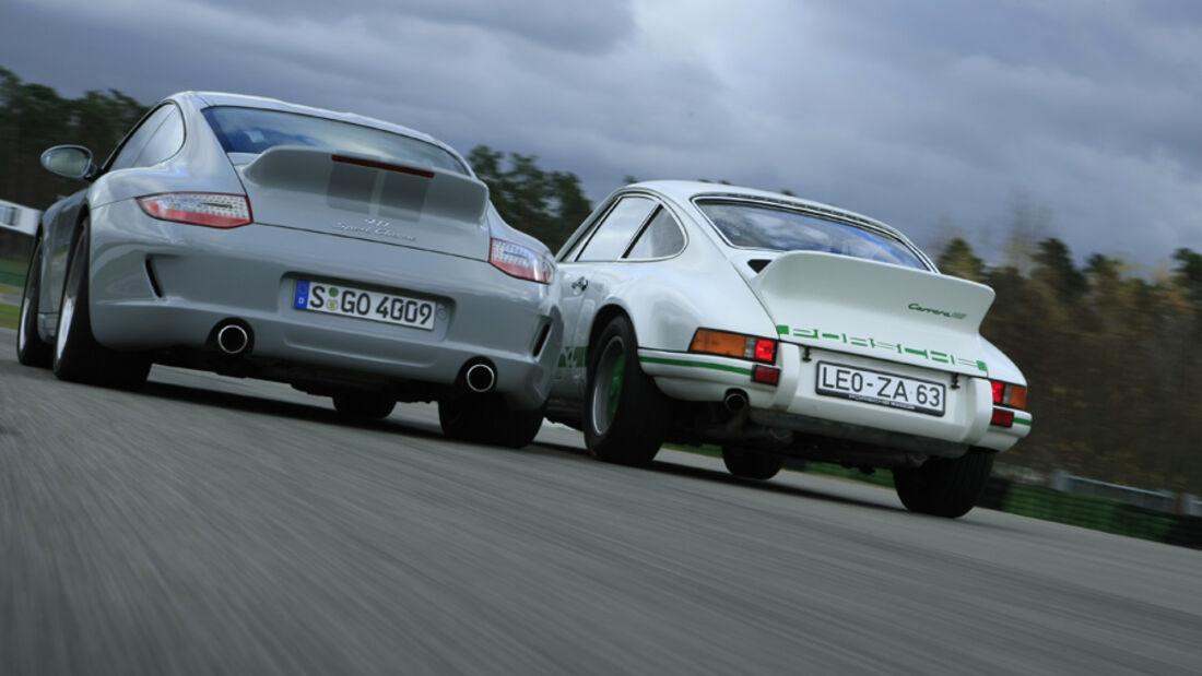 Porsche 911 Sport Classic, Porsche 911 Carrera RS 2.7