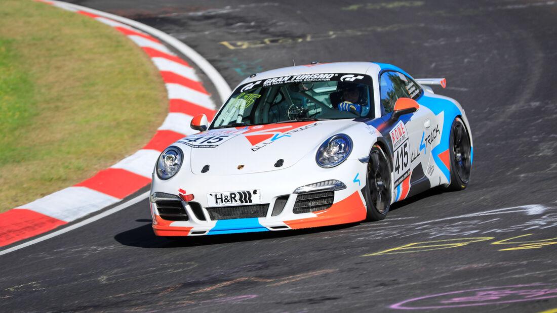 Porsche 911 - Startnummer #415 - V6 - NLS 2020 - Langstreckenmeisterschaft - Nürburgring - Nordschleife