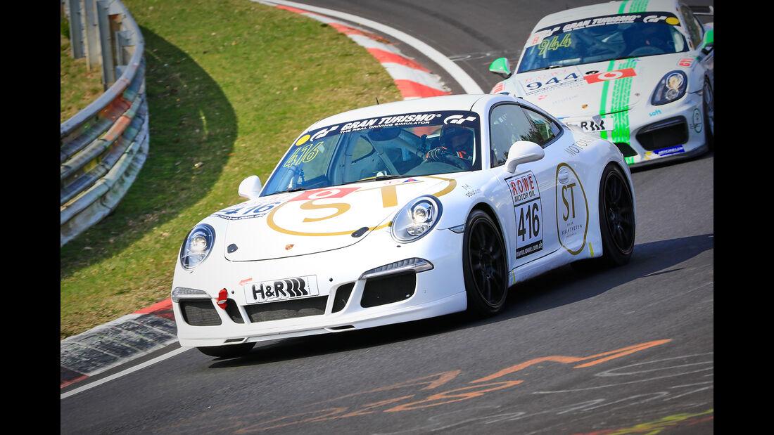 Porsche 911 - Startnummer #416 - Dr.Dr. Stein Tveten GmbH - V6 - VLN 2019 - Langstreckenmeisterschaft - Nürburgring - Nordschleife