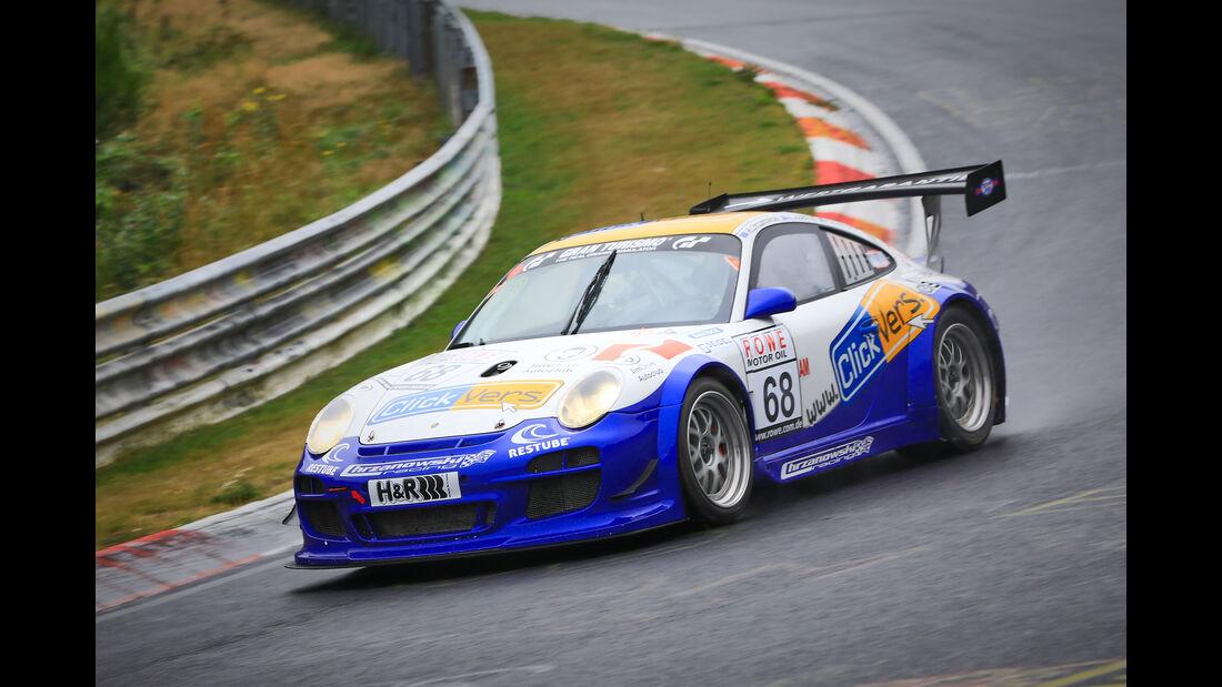 Porsche 911 - Startnummer #68 - clickversicherung.de Team - SP7 - VLN 2019 - Langstreckenmeisterschaft - Nürburgring - Nordschleife