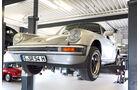 Porsche 911, Stoßfänger