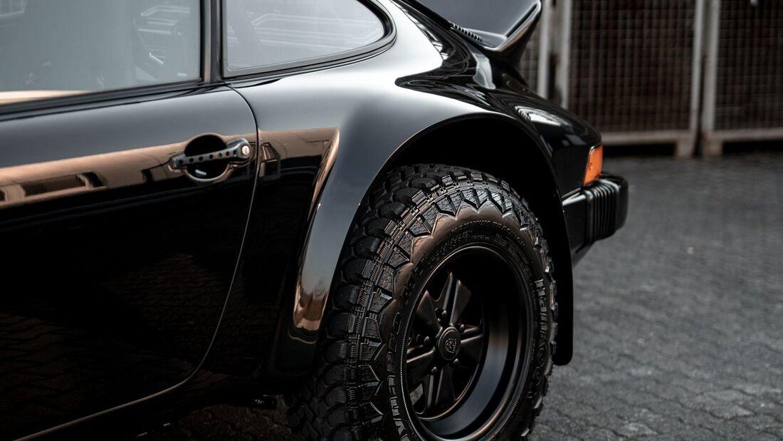 Porsche 911 Syberia RS