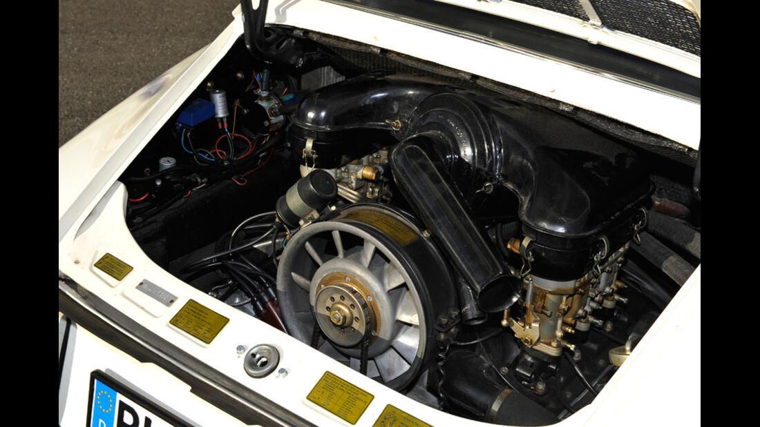 Porsche 911 T 2.0, Motor