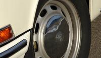 Porsche 911 T 2.0, Reifen, Felge