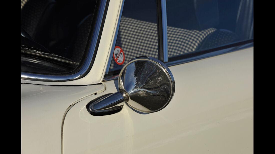 Porsche 911 T 2.0, Seitenspiegel