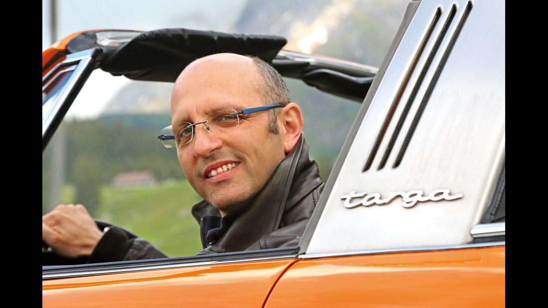 Porsche 911 T 2.2 Targa, Hans-Jörg Götzl