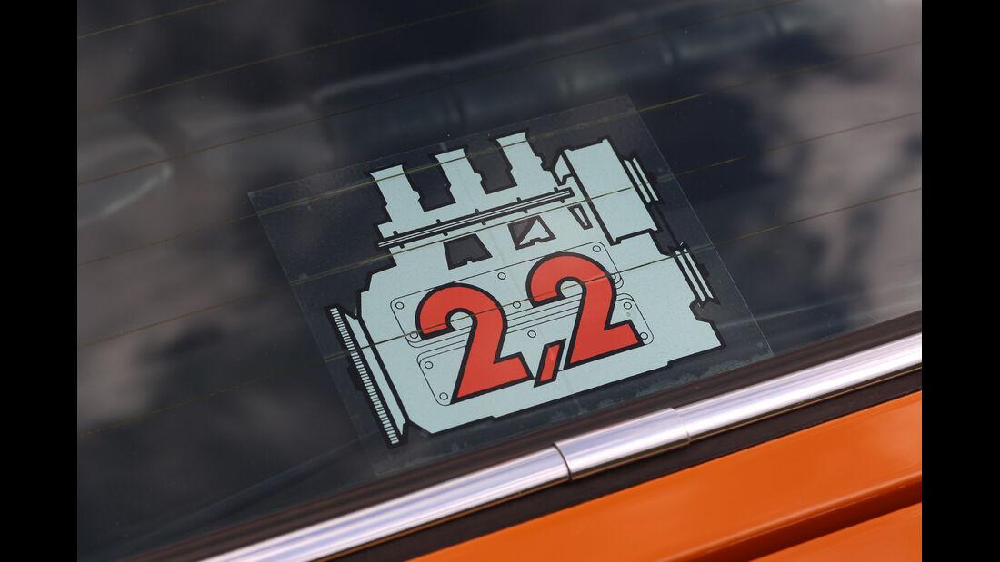 Porsche 911 T 2.2 Targa, Typenbezeichnung