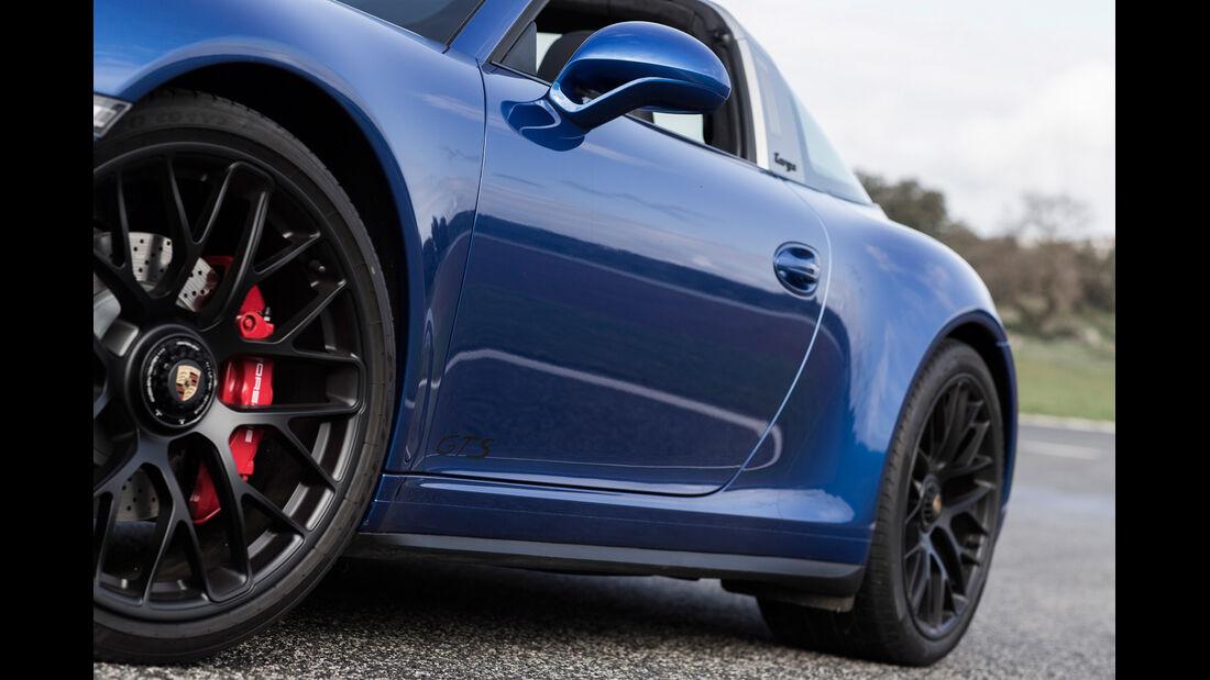 Porsche 911 Targa 4 GTS, Rad, Felge