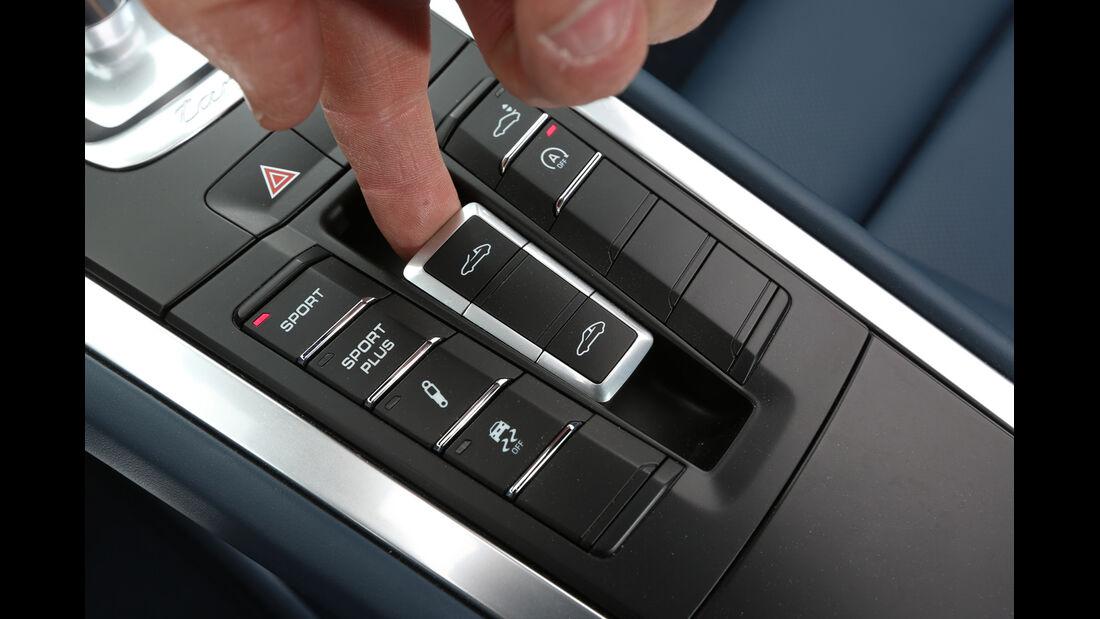 Porsche 911 Targa 4S, Bedienelement