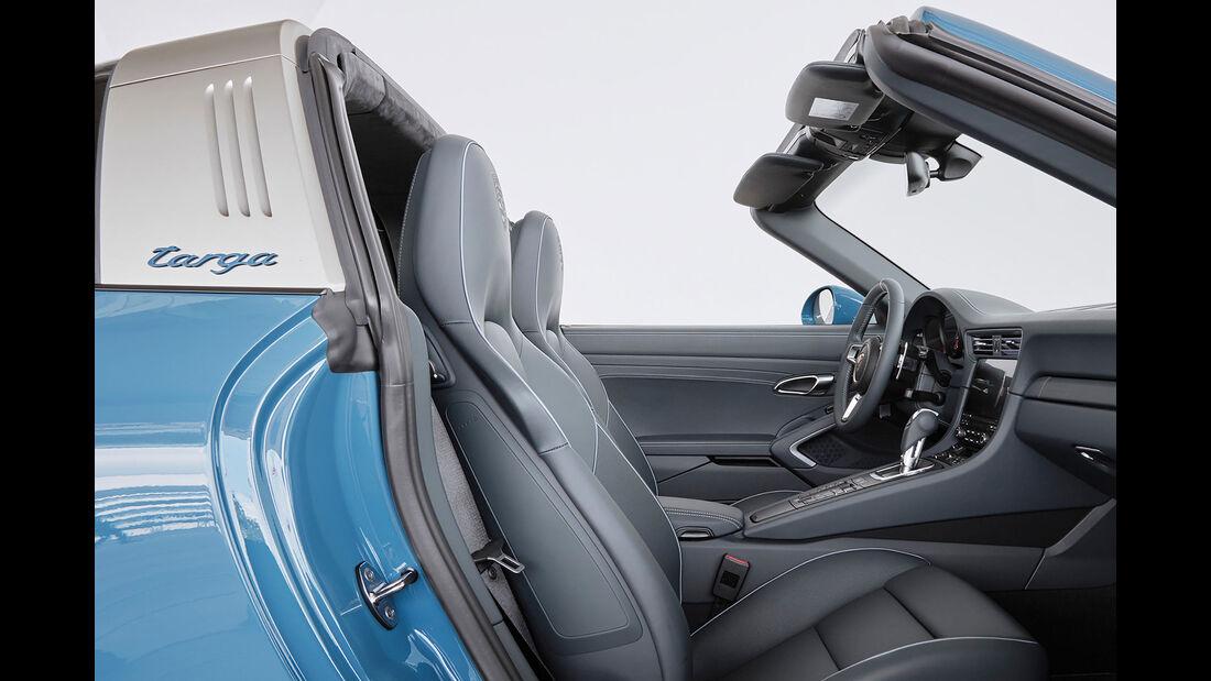 Porsche 911 Targa 4S Exclusive Design Edition