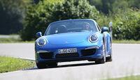 Porsche 911 Targa 4S, Frontansicht