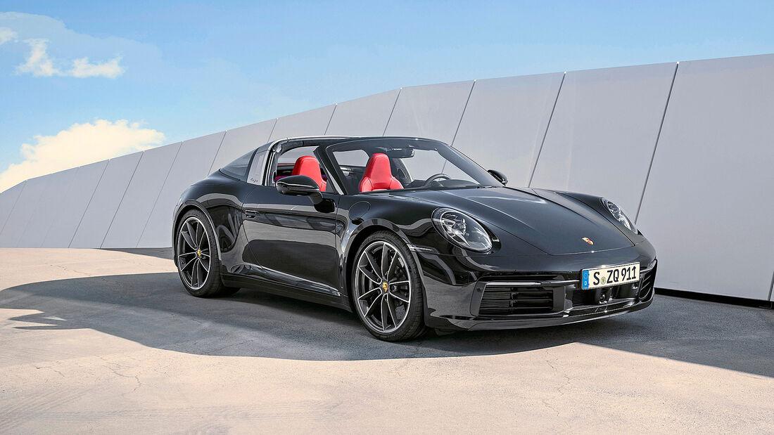 Porsche 911 Targa, Autonis 2020