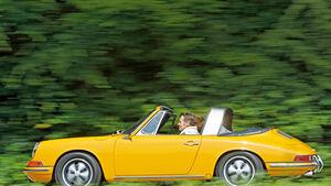 Porsche 911 Targa, F-Modell, Seitenansicht