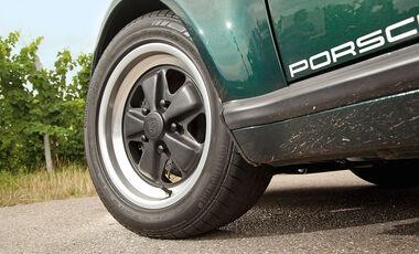 Porsche 911 Turbo 3.3 Fuchsfelge
