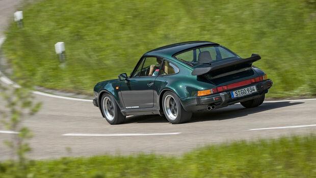 Porsche 911 Turbo 3.3 - Sportwagen