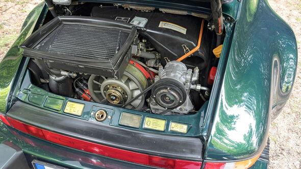 Porsche 911 Turbo 3.3 - Sportwagen - B6-Turbo