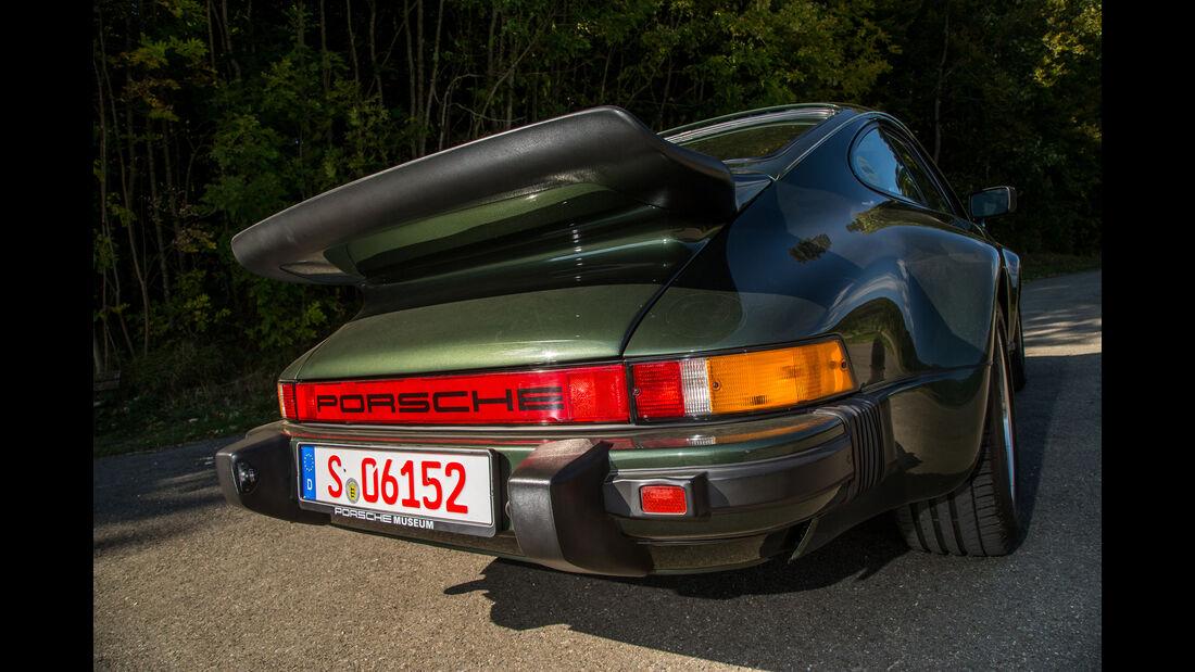 Porsche 911 Turbo (930), Heckspoiler