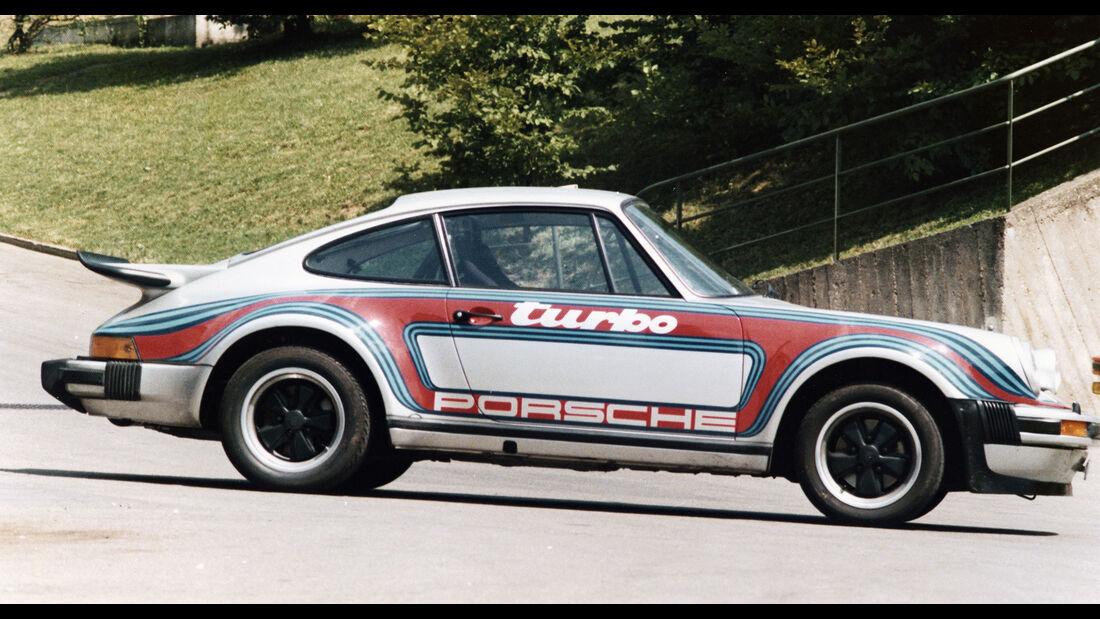 Porsche 911 Turbo 930 Herbert von Krajan (1975)