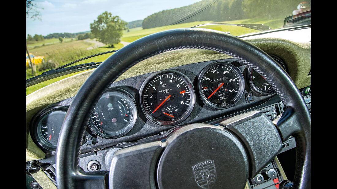 Porsche 911 Turbo (930), Lenkrad