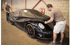 Porsche 911 Turbo, Abdecken